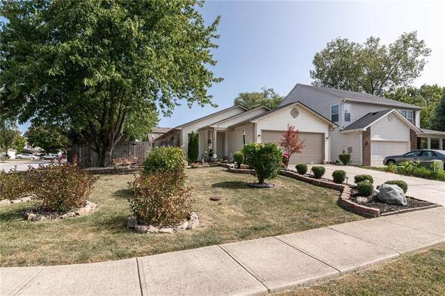 5915 Draycott Drive, Indianapolis, IN 46236 (MLS #21740639) :: Richwine Elite Group