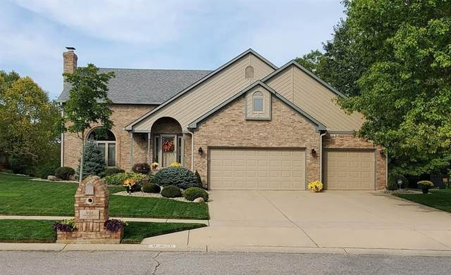 921 New Harmony Drive, Indianapolis, IN 46231 (MLS #21740656) :: Dean Wagner Realtors