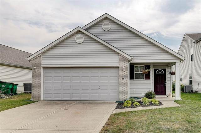 467 Vernon Place, Westfield, IN 46074 (MLS #21740661) :: The Indy Property Source