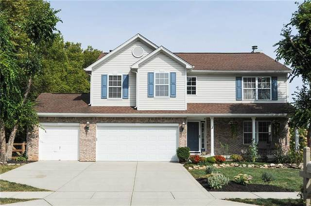 11120 Saybrook Court, Fishers, IN 46037 (MLS #21740664) :: Heard Real Estate Team | eXp Realty, LLC