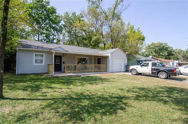 2226 N Webster Avenue, Indianapolis, IN 46219 (MLS #21740665) :: Heard Real Estate Team | eXp Realty, LLC