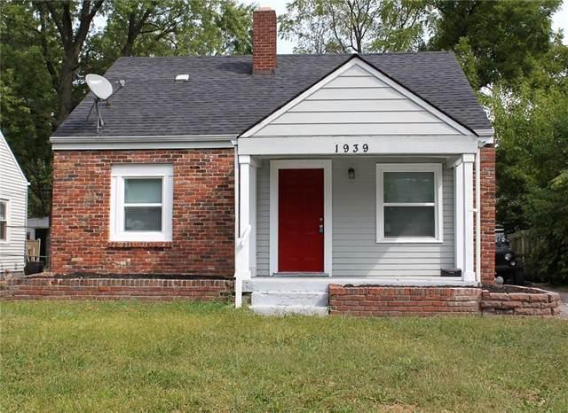 1939 Glenridge Drive, Indianapolis, IN 46218 (MLS #21740667) :: AR/haus Group Realty