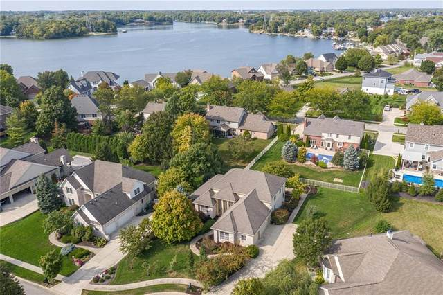 21568 Anchor Bay Drive, Noblesville, IN 46062 (MLS #21740673) :: Mike Price Realty Team - RE/MAX Centerstone