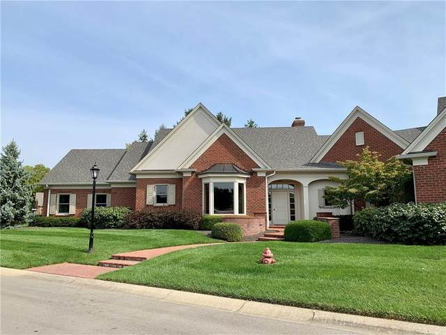 7975 W Beaumont Green Drive, Indianapolis, IN 46250 (MLS #21740674) :: Richwine Elite Group