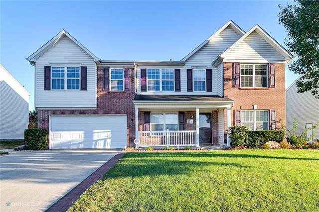 8842 Scotland Drive, Indianapolis, IN 46231 (MLS #21740685) :: Richwine Elite Group