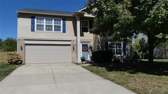 3950 Rachel Lane, Carmel, IN 46033 (MLS #21740689) :: Heard Real Estate Team | eXp Realty, LLC