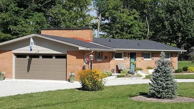 6464 Buck Creek Parkway, Indianapolis, IN 46227 (MLS #21740699) :: Dean Wagner Realtors