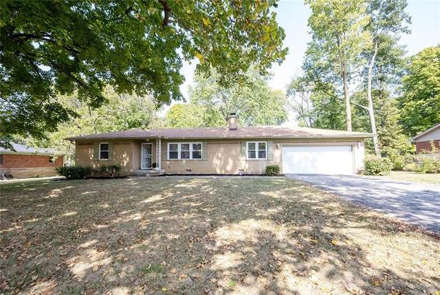5338 Glencairn Lane, Indianapolis, IN 46226 (MLS #21740704) :: Mike Price Realty Team - RE/MAX Centerstone