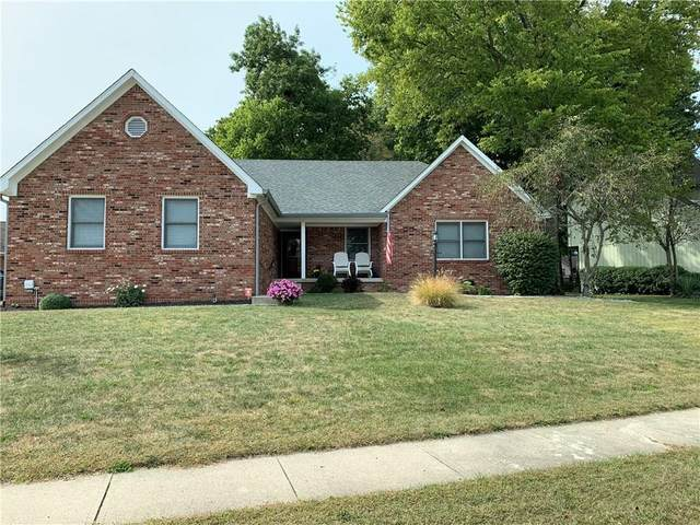 6134 First Lady Boulevard, Indianapolis, IN 46237 (MLS #21740728) :: AR/haus Group Realty
