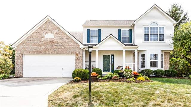 15401 Wildflower Court, Westfield, IN 46074 (MLS #21740757) :: AR/haus Group Realty