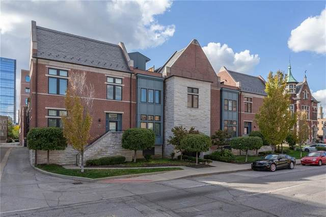 222 N East Street #104, Indianapolis, IN 46204 (MLS #21740765) :: Anthony Robinson & AMR Real Estate Group LLC