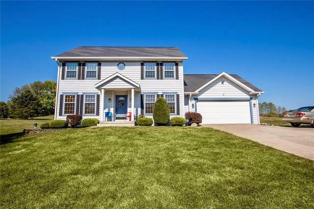 55 Egs Boulevard, Batesville, IN 47006 (MLS #21740768) :: Richwine Elite Group