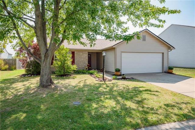 18084 Sanibel Circle, Westfield, IN 46062 (MLS #21740776) :: Dean Wagner Realtors