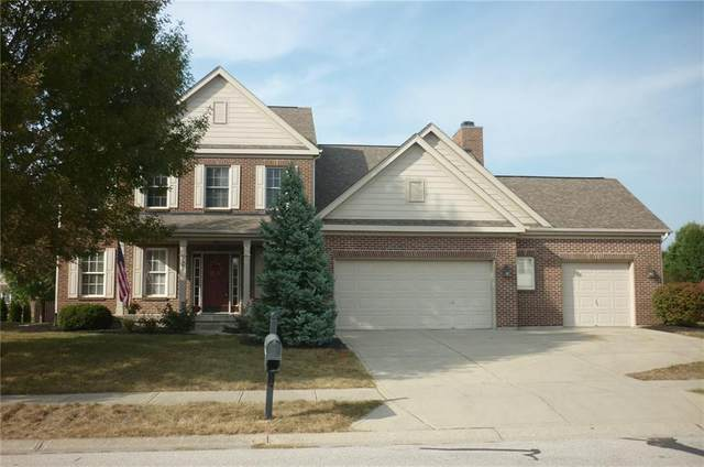 7988 Highland Springs Drive, Brownsburg, IN 46112 (MLS #21740790) :: Mike Price Realty Team - RE/MAX Centerstone