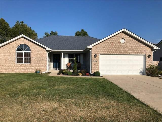 3715 Sioux Trail, Columbus, IN 47203 (MLS #21740793) :: Anthony Robinson & AMR Real Estate Group LLC