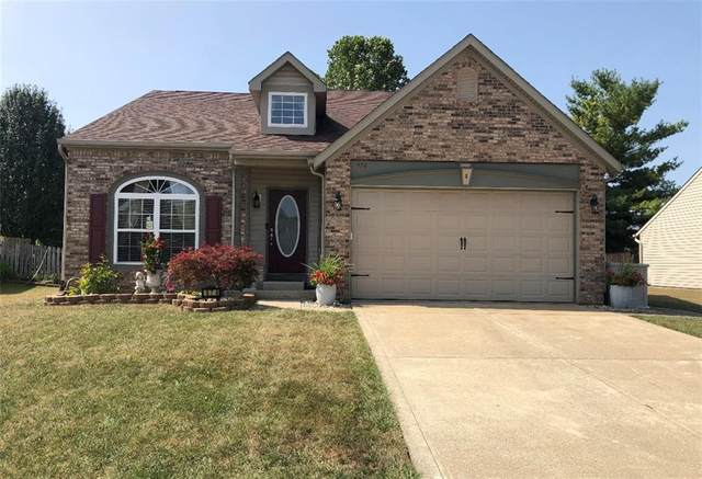 974 Canary Creek Drive, Franklin, IN 46131 (MLS #21740795) :: The Indy Property Source