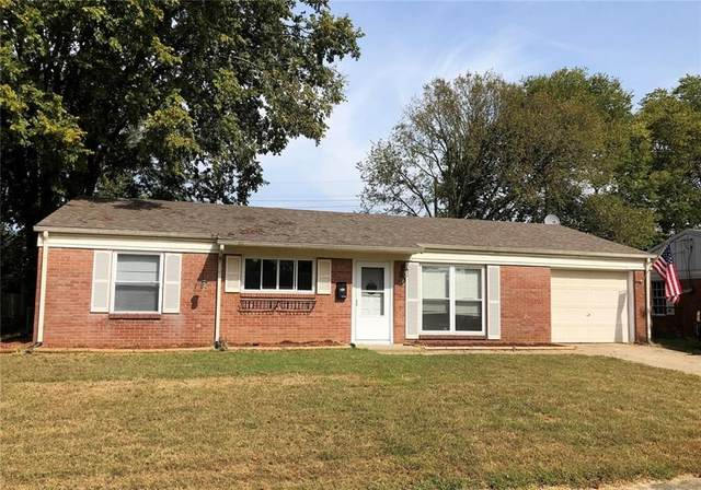 2734 31st Street, Columbus, IN 47203 (MLS #21740804) :: Anthony Robinson & AMR Real Estate Group LLC