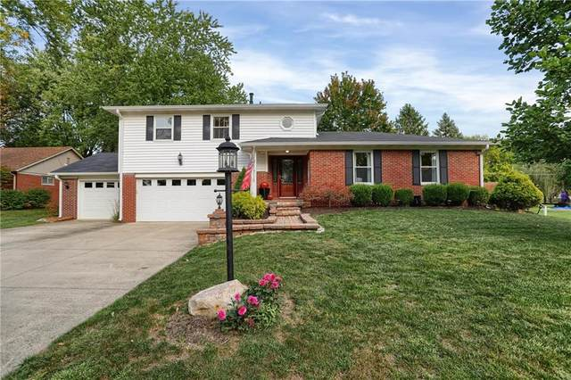 8117 Lieber Road, Indianapolis, IN 46260 (MLS #21740819) :: Mike Price Realty Team - RE/MAX Centerstone