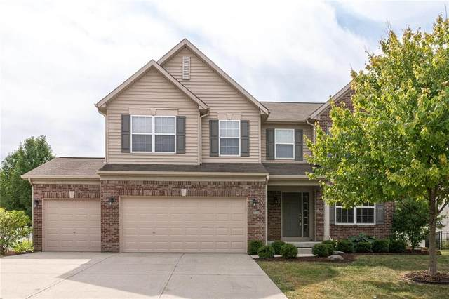 11955 Wynsom Court, Fishers, IN 46038 (MLS #21740820) :: Mike Price Realty Team - RE/MAX Centerstone