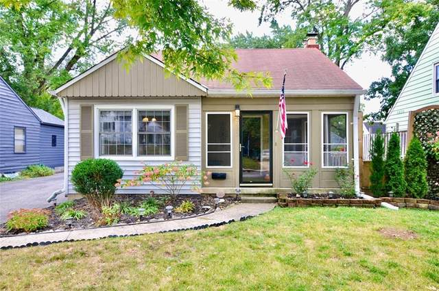 2603 E 58TH Street, Indianapolis, IN 46220 (MLS #21740828) :: Richwine Elite Group