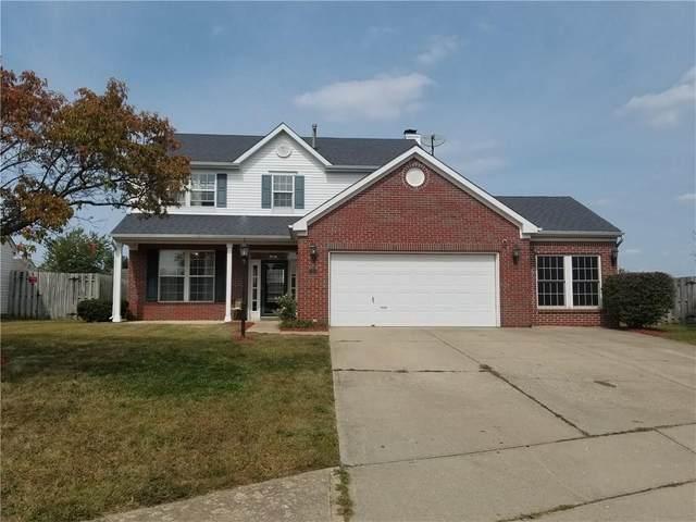 7928 Palmaro Circle, Indianapolis, IN 46239 (MLS #21740851) :: Heard Real Estate Team | eXp Realty, LLC