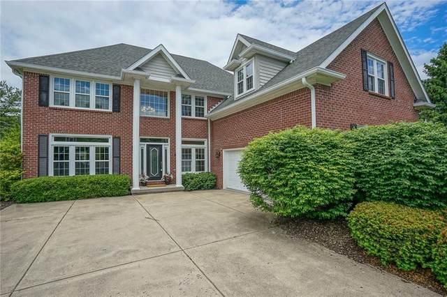 10716 Windermere Boulevard, Fishers, IN 46037 (MLS #21740864) :: Heard Real Estate Team | eXp Realty, LLC