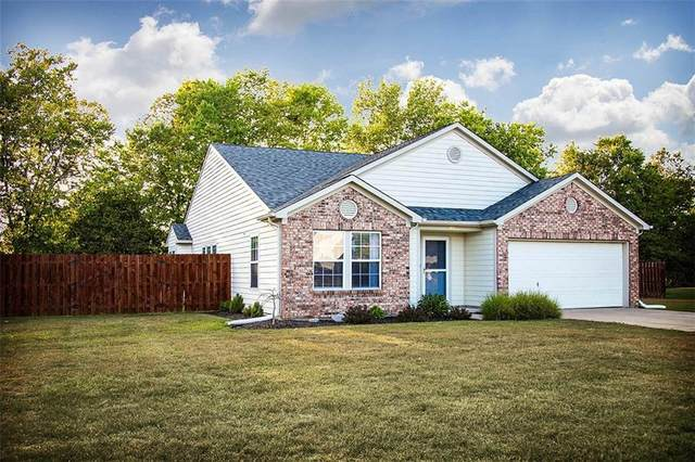 1956 S Odell Street, Brownsburg, IN 46112 (MLS #21740868) :: David Brenton's Team