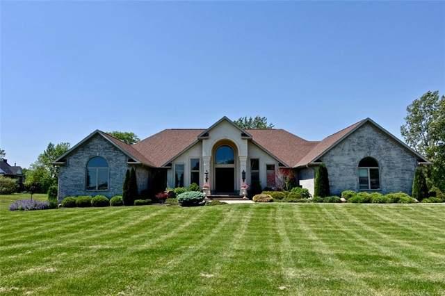 2601 N Rolling Hills Drive, Muncie, IN 47396 (MLS #21740873) :: The ORR Home Selling Team