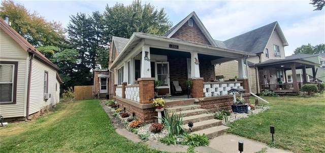 2112 Pearl Street, Anderson, IN 46016 (MLS #21740883) :: Mike Price Realty Team - RE/MAX Centerstone