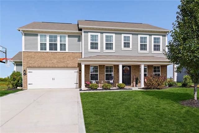 5674 W Woods Edge Drive, Mccordsville, IN 46055 (MLS #21740885) :: Heard Real Estate Team   eXp Realty, LLC
