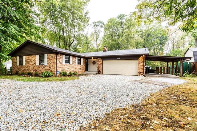 4906 Guion Road, Indianapolis, IN 46254 (MLS #21740887) :: The Indy Property Source