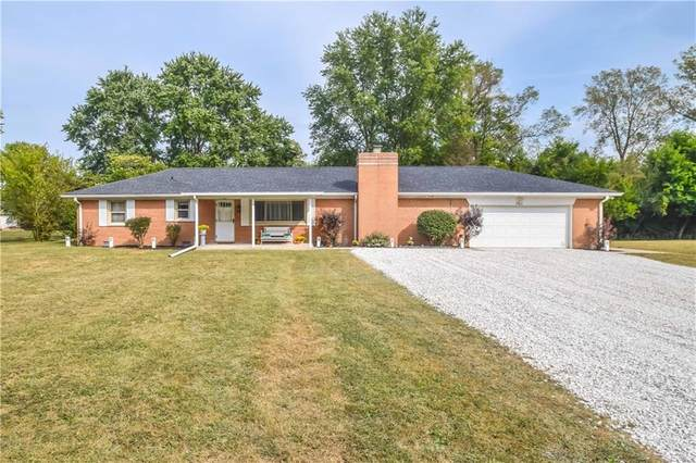 8103 N Maple Drive, Mooresville, IN 46158 (MLS #21740900) :: Heard Real Estate Team | eXp Realty, LLC