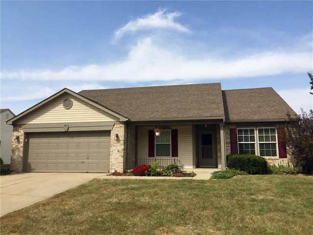 1280 Sherwood Drive, Danville, IN 46122 (MLS #21740909) :: Mike Price Realty Team - RE/MAX Centerstone
