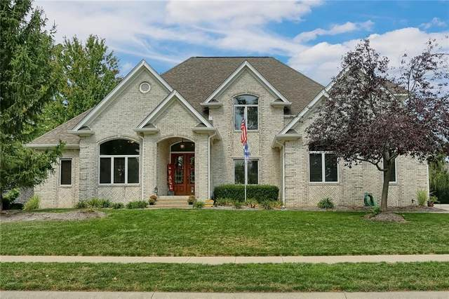 4717 Hickory Wood Row, Greenwood, IN 46143 (MLS #21740911) :: Richwine Elite Group