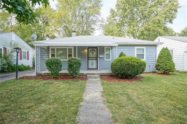 1814 N Hawthorne Lane, Indianapolis, IN 46218 (MLS #21740914) :: Richwine Elite Group