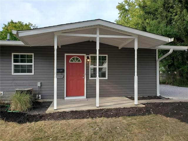 210 W William Drive, Brownsburg, IN 46112 (MLS #21740916) :: Mike Price Realty Team - RE/MAX Centerstone