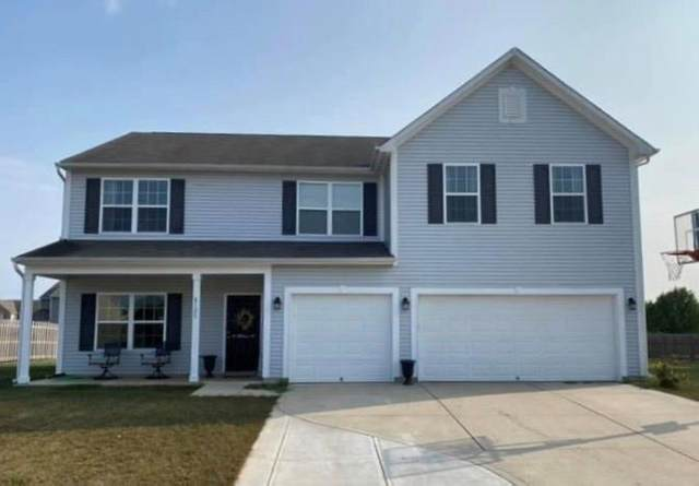 8125 Lomas Pass, Avon, IN 46123 (MLS #21740919) :: AR/haus Group Realty