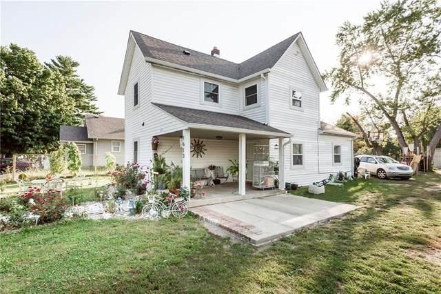 1613 Reverend J T Menifee Street, Anderson, IN 46016 (MLS #21740926) :: The ORR Home Selling Team