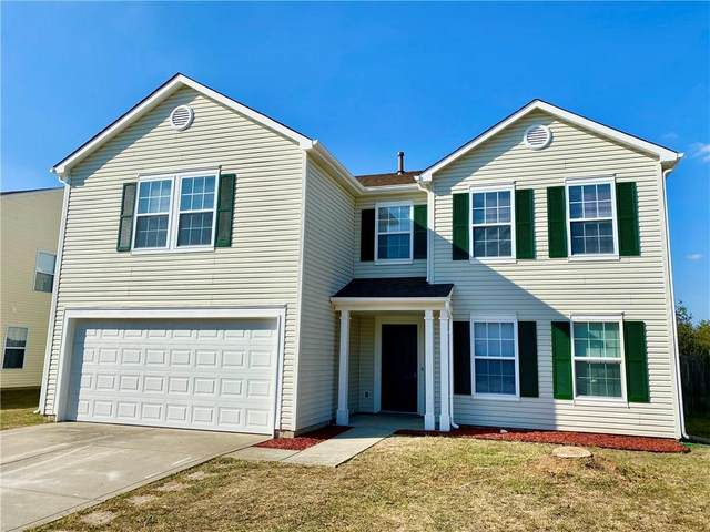9094 Bayview Circle, Plainfield, IN 46168 (MLS #21740927) :: Richwine Elite Group