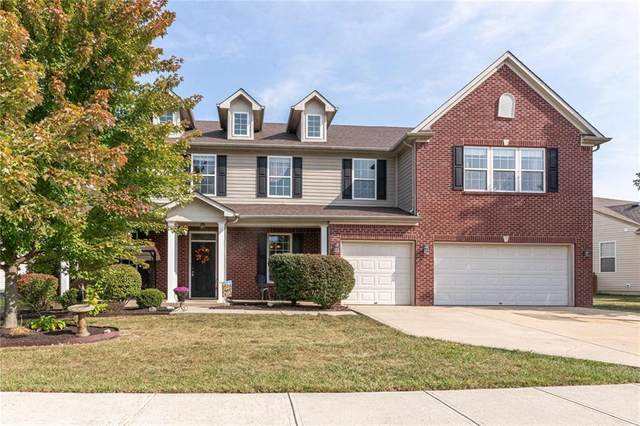 11080 Mcdowell Drive, Fishers, IN 46038 (MLS #21740936) :: The ORR Home Selling Team