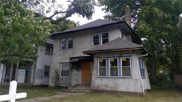 3629 Coliseum Avenue, Indianapolis, IN 46205 (MLS #21740938) :: Heard Real Estate Team | eXp Realty, LLC