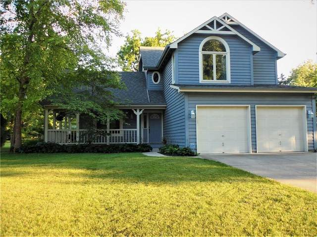907 E Cragmont Drive, Indianapolis, IN 46227 (MLS #21740941) :: Mike Price Realty Team - RE/MAX Centerstone
