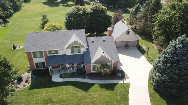 4575 Bayberry Lane, Zionsville, IN 46077 (MLS #21740943) :: Richwine Elite Group