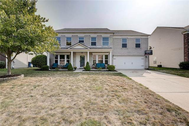 5805 N Attleburg Drive, Mccordsville, IN 46055 (MLS #21740944) :: Mike Price Realty Team - RE/MAX Centerstone