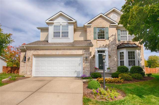 8344 Bighorn Court, Fishers, IN 46038 (MLS #21741947) :: Mike Price Realty Team - RE/MAX Centerstone