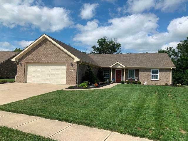 1424 Bush Way, Shelbyville, IN 46176 (MLS #21741948) :: The ORR Home Selling Team