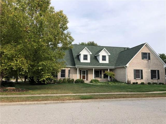 1797 Pine Meadow Drive, Avon, IN 46123 (MLS #21741954) :: Anthony Robinson & AMR Real Estate Group LLC
