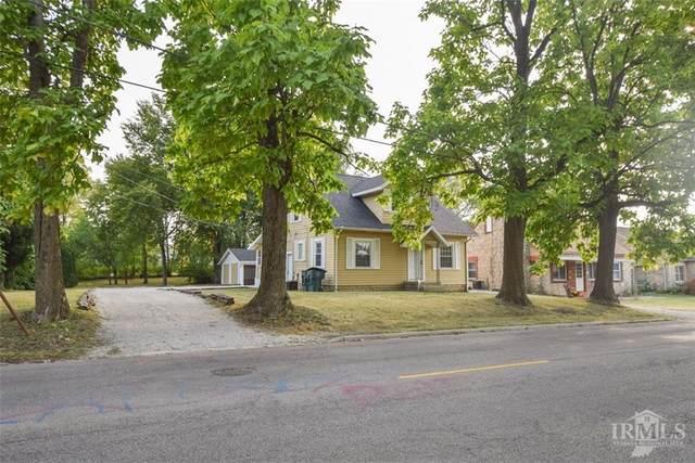725 W Centennial Avenue, Muncie, IN 47303 (MLS #21741971) :: The ORR Home Selling Team