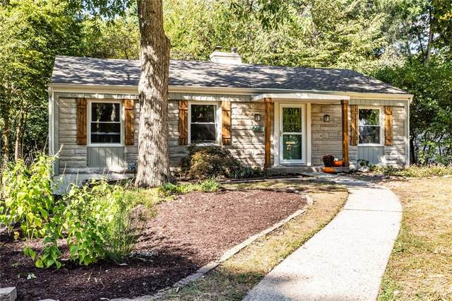 5632 Carvel Avenue, Indianapolis, IN 46220 (MLS #21741975) :: Mike Price Realty Team - RE/MAX Centerstone