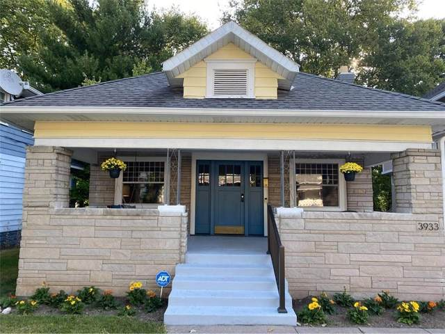 3933 N Capitol Avenue, Indianapolis, IN 46208 (MLS #21741980) :: Your Journey Team